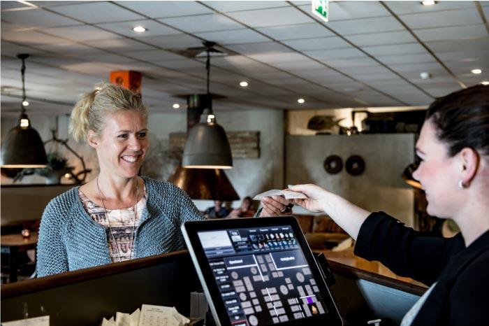 Kassa- en registratiesystemen horeca en recreatie Zeeland - Huinink