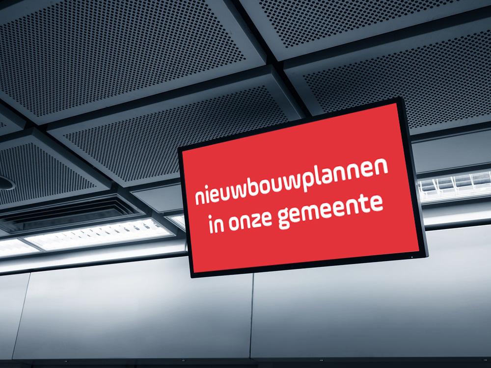 Huinink ICT - informatieschermen gemeenten Zeeland