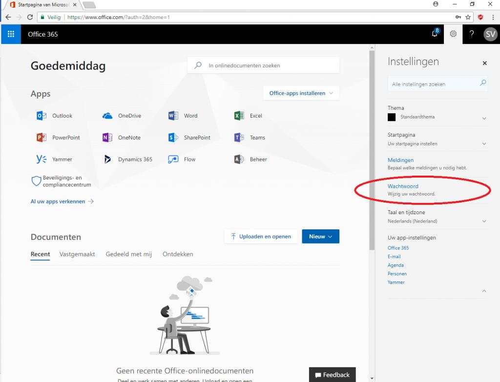 Office 365 - Huinink ICT-bedrijf