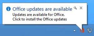 Huinink - Melding Office-update